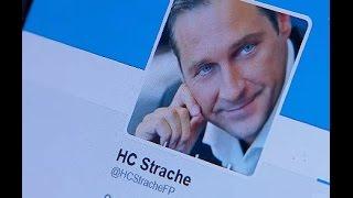 HC Strache wegen Hassposting verurteilt