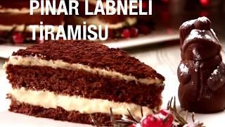 Pınar Labne'li Tiramisu Tarifi