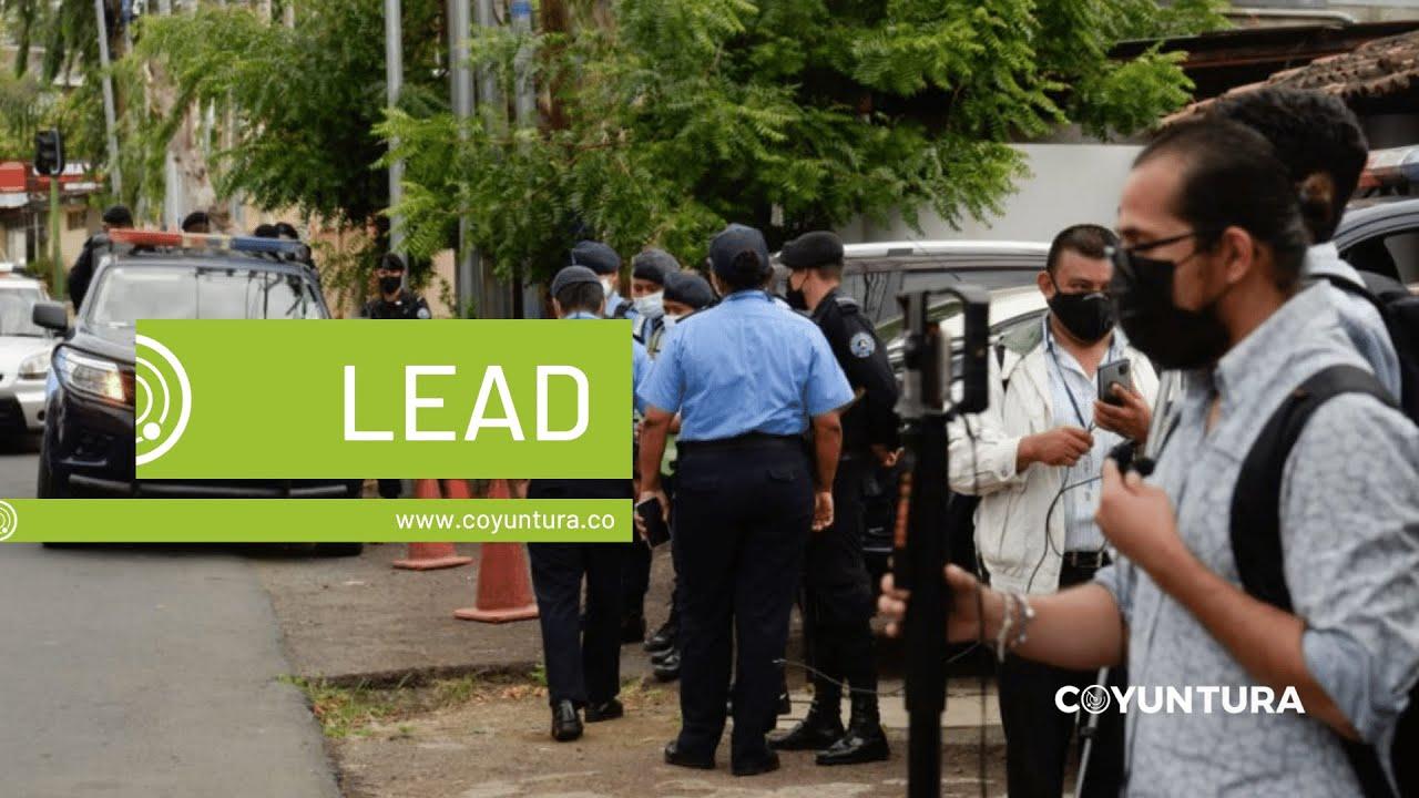 Continúa la persecución del régimen de Daniel Ortega contra el periodismo independiente
