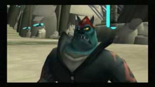 Ratchet and Clank Past 042 Desert Riders Commercial