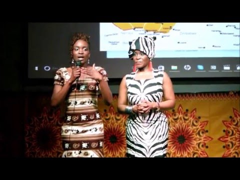 Mission to Zambia - Sisters and Founders of A to Zed Make Learning an International Affair