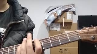 Người hãy quên em đi guitar cover mỹ tâm