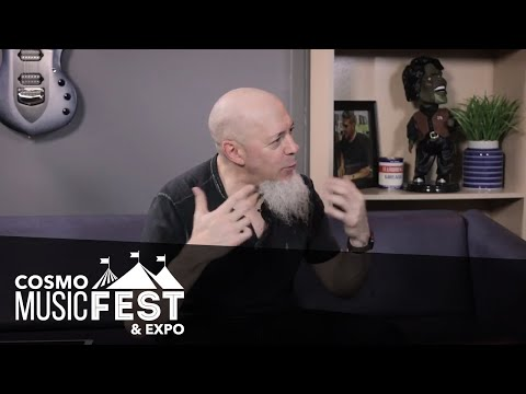 Jordan Rudess talks about going back to Dream Theater's core in the next album - Cosmo Music Mp3