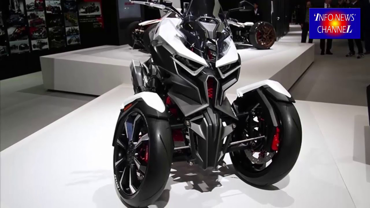 2018 Honda Neo Wing Safety Feature