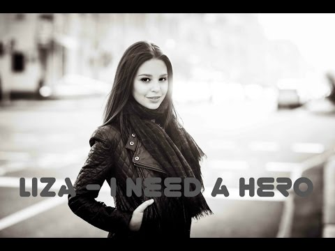 LIZA - I need a hero (Jennifer Saunders cover)