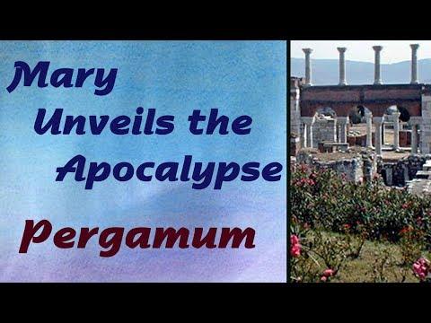 Mary Unveils the Apocalypse: Pergamum