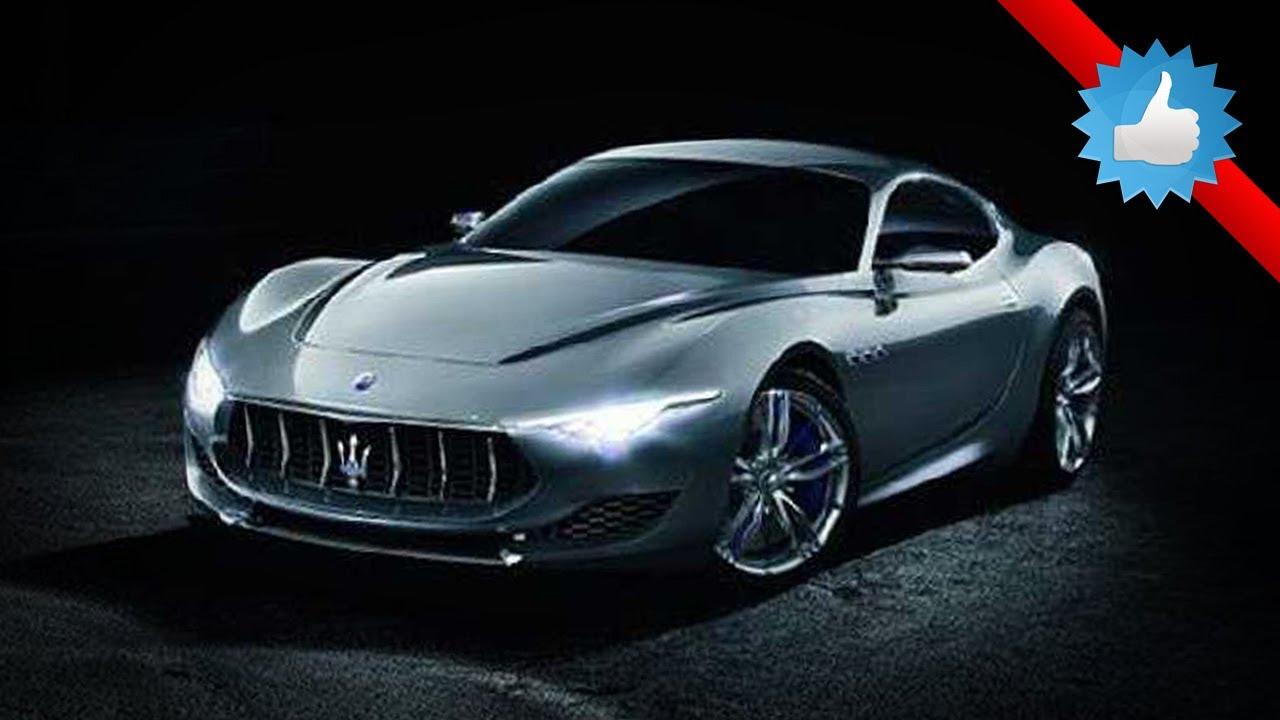 Maserati Alfieri Concept Leaks 2016 Granturismo Youtube
