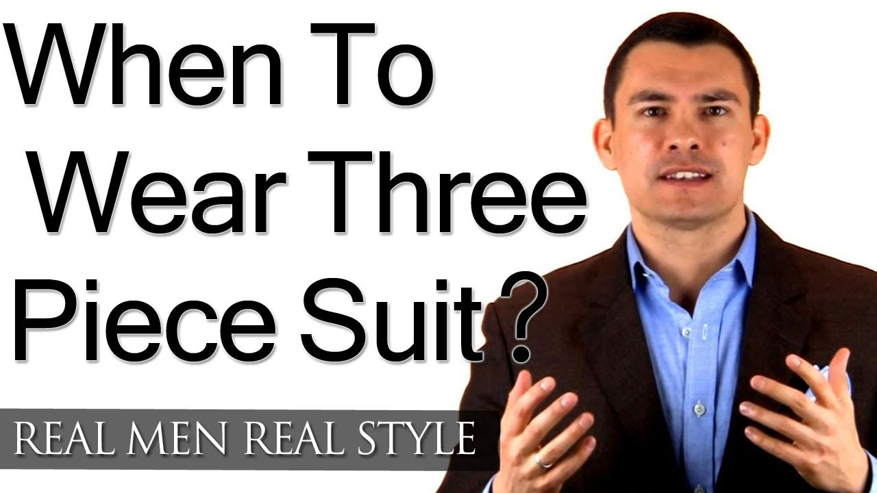 how to wear a tie clip with vest