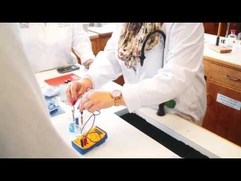 Access to Science and Health at Lowestoft College