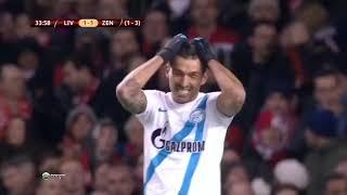 Ливерпуль 3-1 Зенит. Лига Европы-2012/13. 1/16 финала