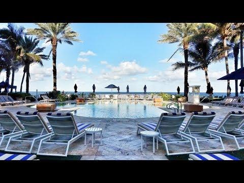 Eau Palm Beach and Spa Hotel | Standard Room Tour