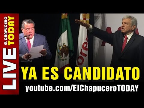 LIVE: Tomas de protesta, pleito y corrupción en el PRD y el PAN.