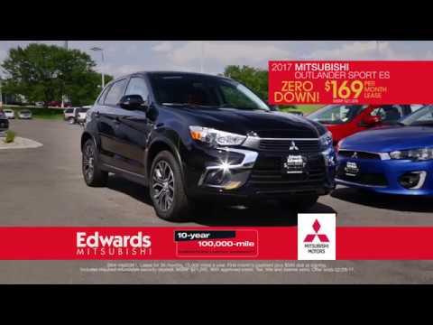 Edwards Mitsubishi – Outlander Sport ES Special