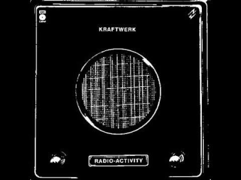 KRAFTWERK - Geiger Counter/ Radio Activity - Cassette version