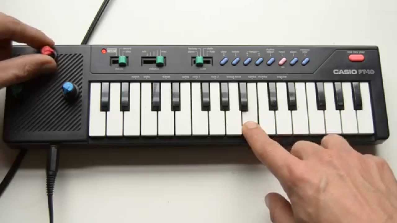 Circuit Bent Casio Ctk550 Youtube
