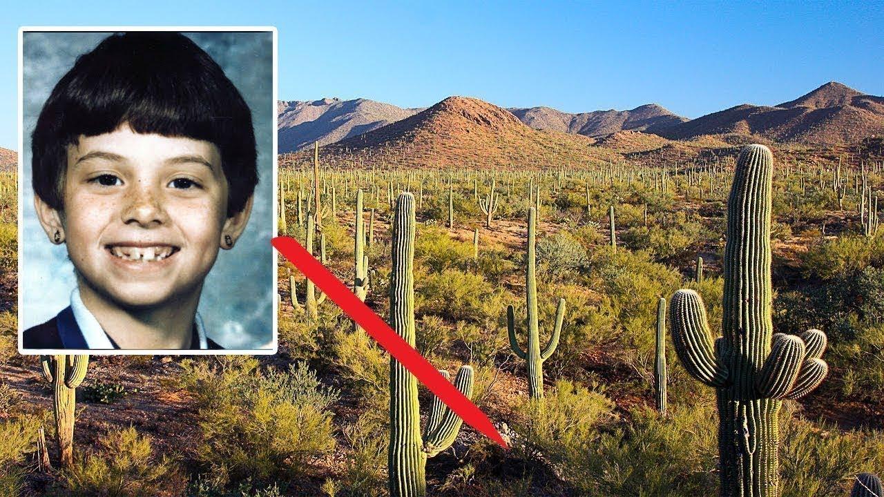 8 Yaşındaki Çocuk Kaybolduktan 7 Ay Sonra, Yürüyüş Yapan Biri Çölde Bulduklarıyla Şoke Oldu