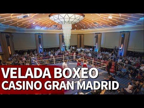 Velada de boxeo Casino Gran Madrid: Campeonato España Supergallo | Diario AS