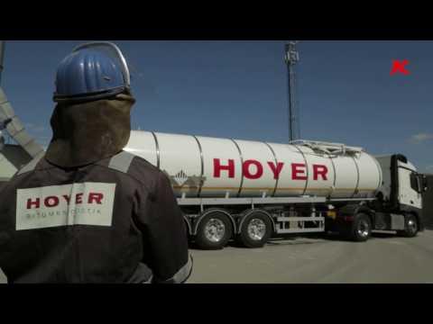 Kässbohrer Bitumen Tanker