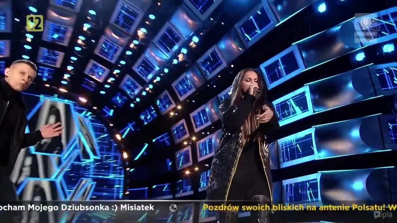 Sylwestrowa Moc Przebojów: Ewa Farna feat. KaeN - Echo #1
