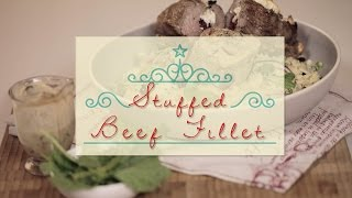 Stuffed Beef Fillet