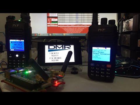 My first live for MMDVM test_Part_1# Duplex hotSPOT