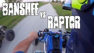 Banshee VS Raptor