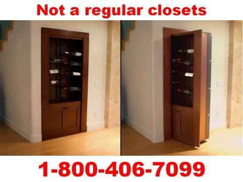 Charlotte hidden room 1 800 406 0799 safe room charlotte for Safe rooms for homes