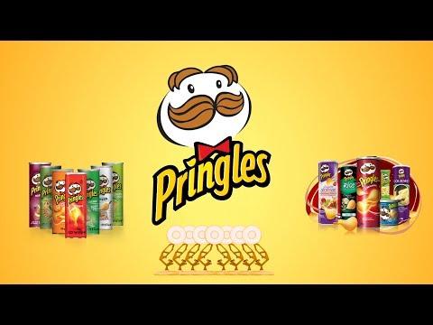 1188-Eight Pixar Lamps Luxo Jr Logo Spoof Pringles thumbnail