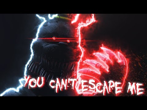 [SFM] You Can't Escape Me | by CK9C (Collab)