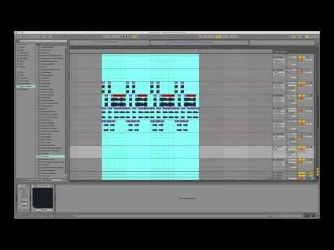 Tritonal - Gamma Gamma [Tutorial Video]
