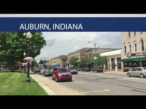 Auburn, Indiana Profile
