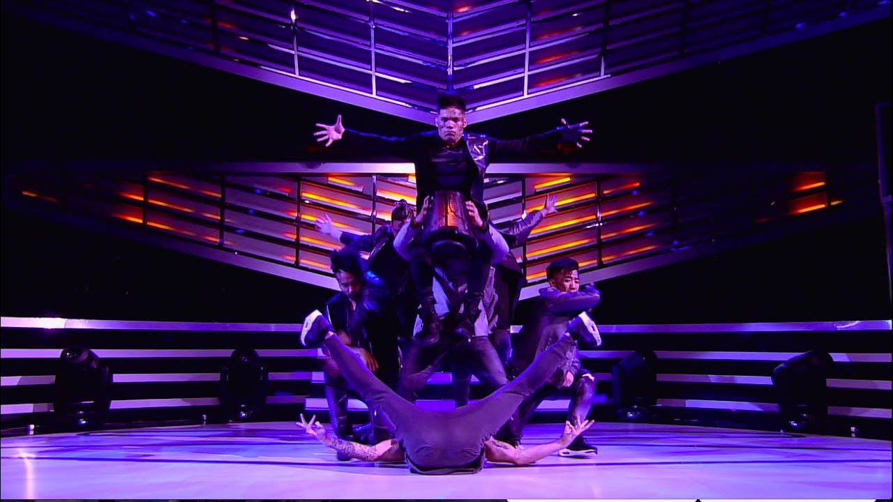 QUEST CREW ABDC8 Week 2 PERFORMANCE [Official Video] - YouTube