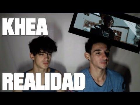 Khea - Realidad (Prod. Asan) (Reacción)
