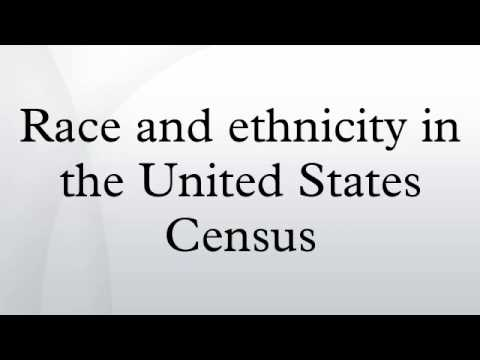 an overview of race and ethnicity in the us Topic overview: race and ethnicity  also ideologies, or ways of seeing and understanding the world around us race and ethnicity, are.