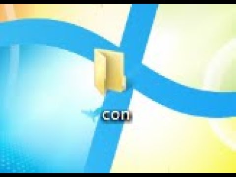 как создать папку Con