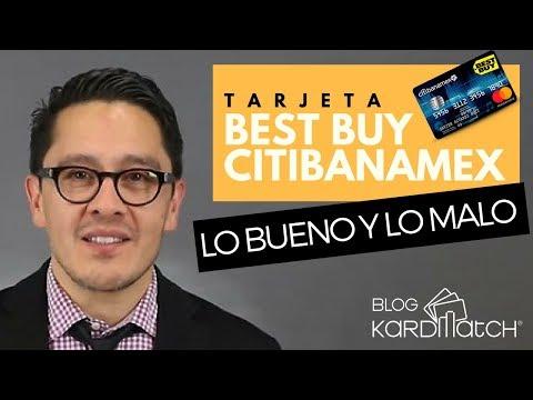 📱 Tarjeta Best Buy de Citibanamex: lo Bueno y lo Malo