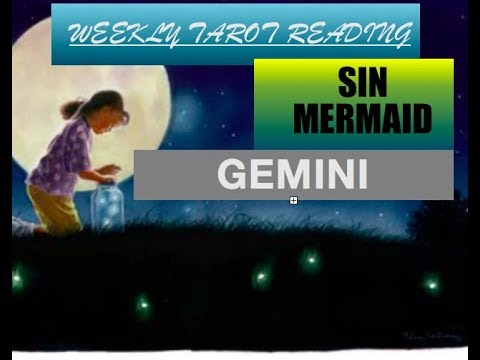 gemini weekly 10 to 16 tarot reading