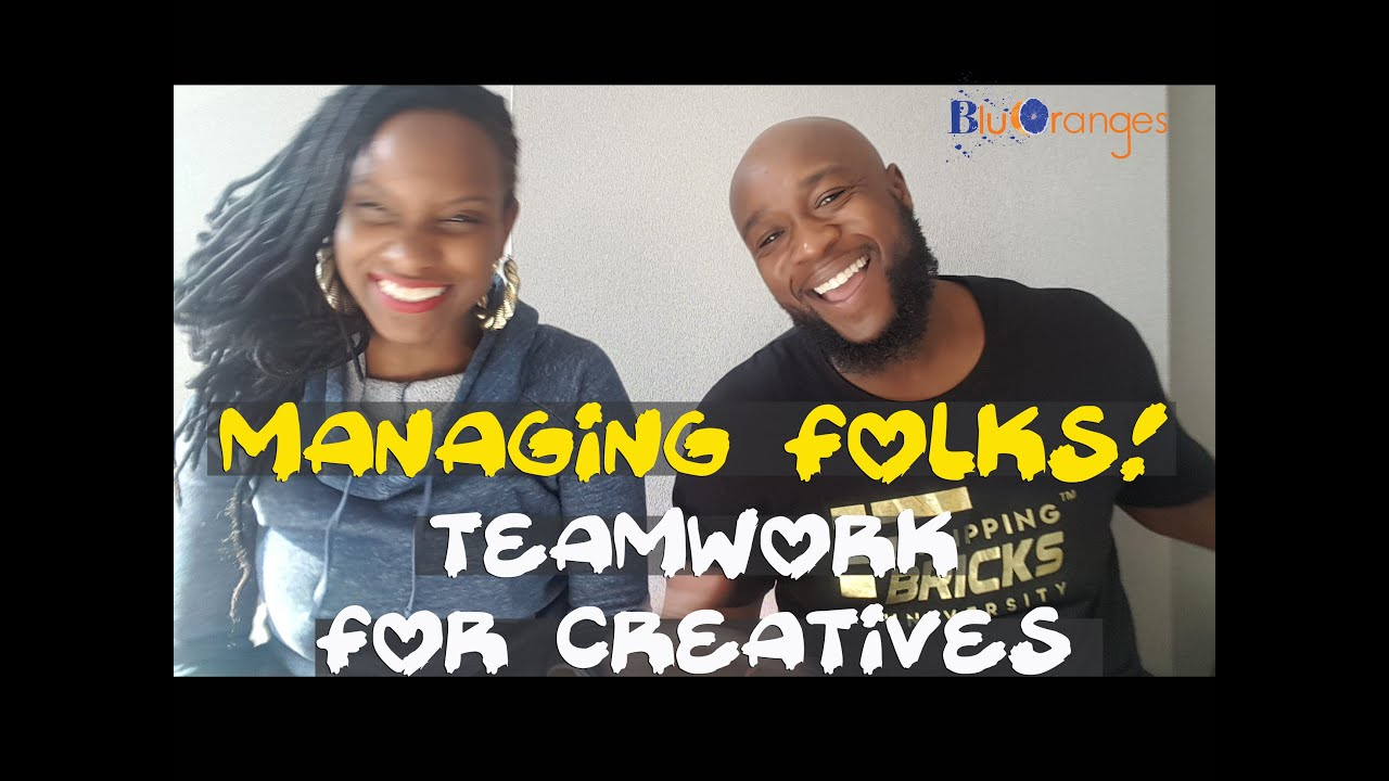 Managing People - Teamwork for Creatives