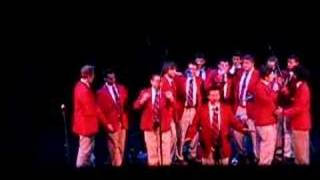 UW MadHatters A Cappella - Lion King Medley1