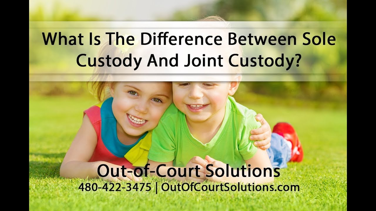 How Does Child Support Work with Joint Custody? | Fatherly