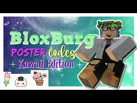 roblox welcome to bloxburg picture codes