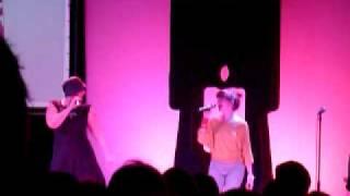 Big Brother Awards 2009 - Mieze Medusa - Meine Revolution