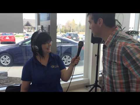 97.7 the Beach live at Collingwood Hyundai for Dealer Invoice Pricing - now until May 31!