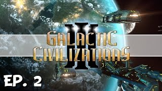 Galactic Civilizations 3 - Ep. 2 - Positioning Starbases! - Let's Play - Release