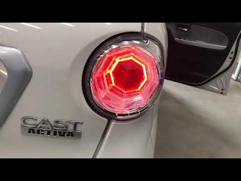 Daihatsu Cast Key Car кроссовер