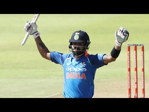 South Africa Vs India 2018 Highlights Of Virat Kohli From The The Tour