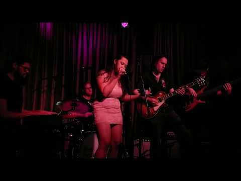 Natasha Remi @ Hotel Cafe - We Were Rock And Roll By Janelle Monae
