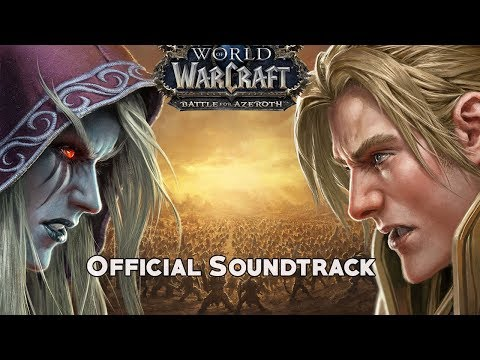 WoW BFA - Complete Soundtrack - OST