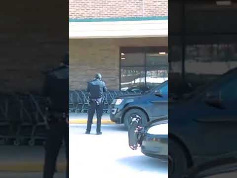 Police refrain from shooting man who begs for suicide by cop