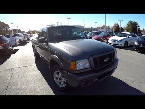 Walkaround Review of 2005 Ford Ranger R01097